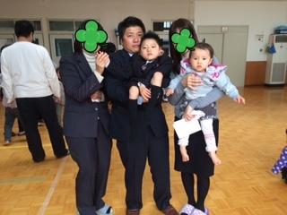 3月16日 卒園式