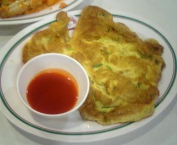 タイ釣行記到着日夕食