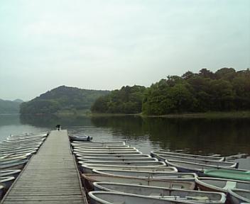 5月2日入鹿池釣行