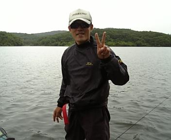 5月30日入鹿池釣行