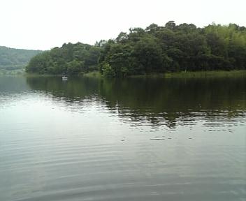 7月4日入鹿池釣行