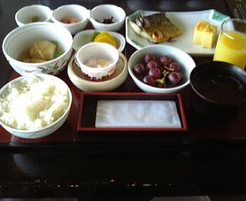 グアム6日目 朝食